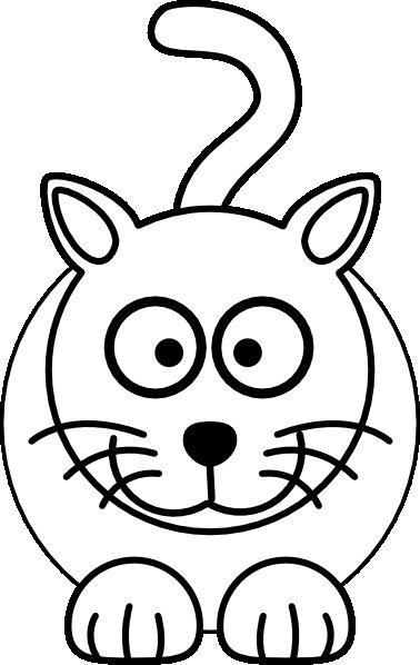 Disegno Da Colorare Gatto Attento Immaginidacolorare It